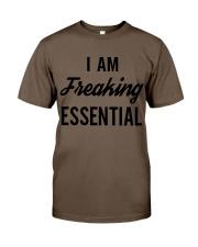 I Am Freaking Essential Shirt Classic T-Shirt tile