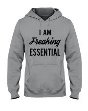 I Am Freaking Essential Shirt Hooded Sweatshirt thumbnail
