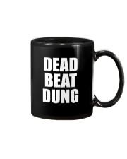Dead Beat Dung Mug thumbnail