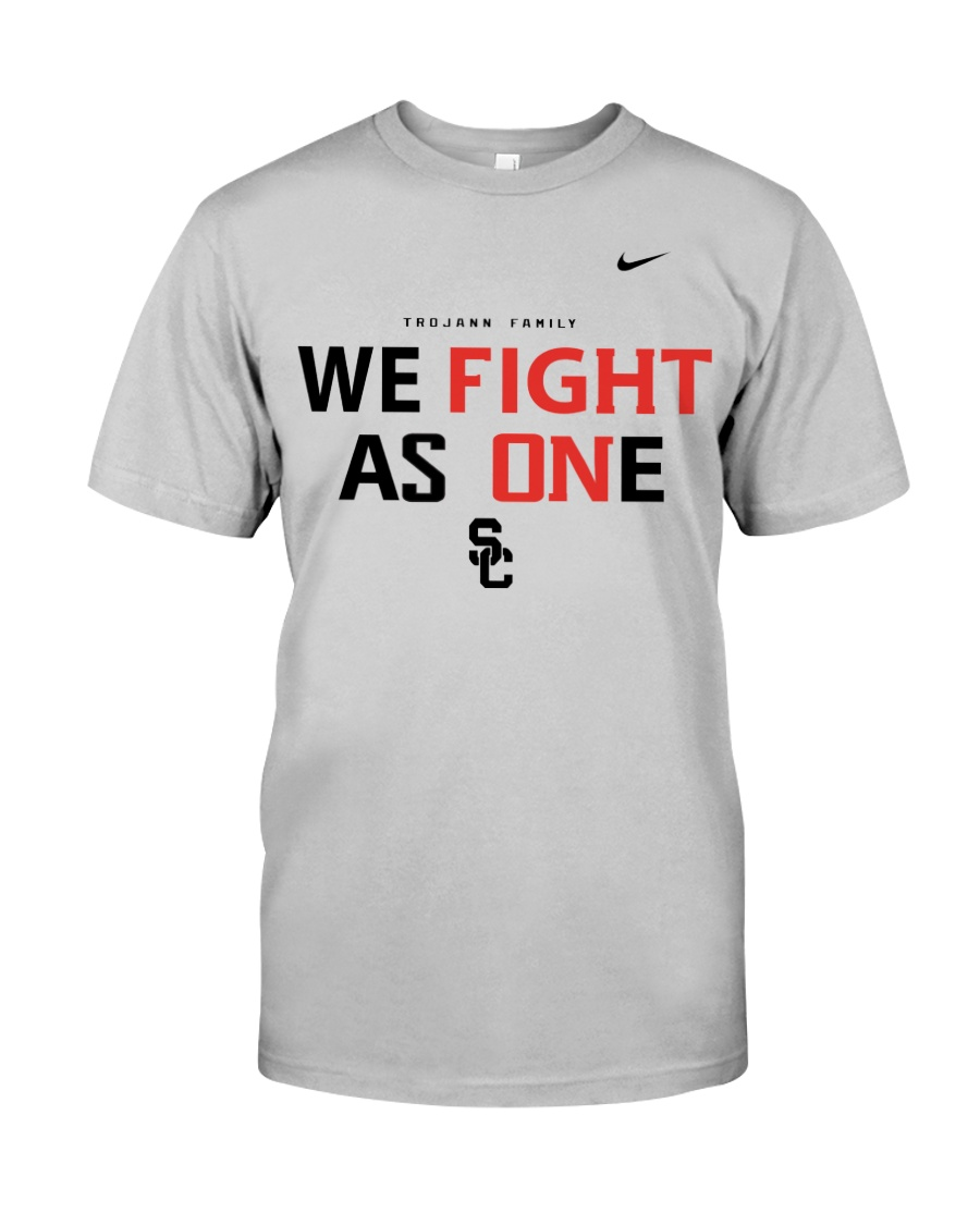 We Fight As One Shirt Classic T-Shirt