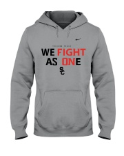 We Fight As One Shirt Hooded Sweatshirt thumbnail
