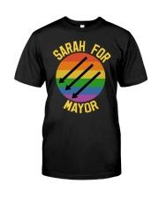 Sarah For Mayor Classic T-Shirt tile