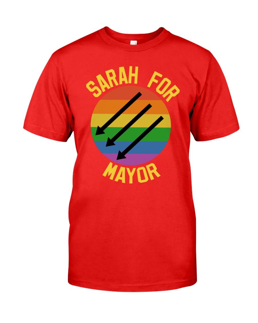 Sarah For Mayor Classic T-Shirt