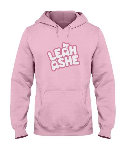 Leah ashe pink tee shirt