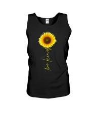 Autism Be Kind Sunflower Unisex Tank thumbnail