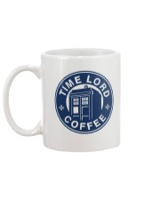Time Lord Coffee Mug back