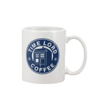 Time Lord Coffee Mug front