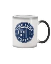 Time Lord Coffee Color Changing Mug thumbnail