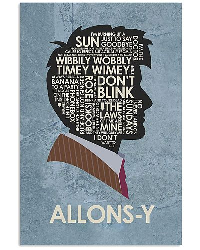 Limited Edition - Allons-Y