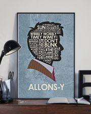 Limited Edition - Allons-Y 11x17 Poster lifestyle-poster-2