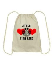 Little Time Lord Drawstring Bag thumbnail
