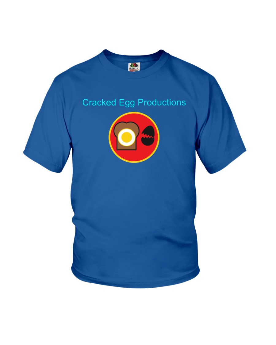 Cracked Egg Productions Youth T-Shirt