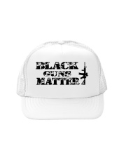 Black Guns Matter AR15 Hat Trucker Hat thumbnail