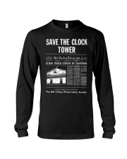 Save the Clock Tower Long Sleeve Tee thumbnail