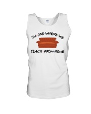 The One Where We Teach From Home Unisex Tank thumbnail