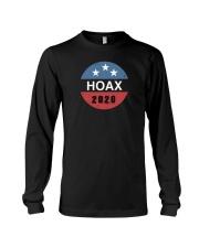 Hoax 2020 Long Sleeve Tee thumbnail