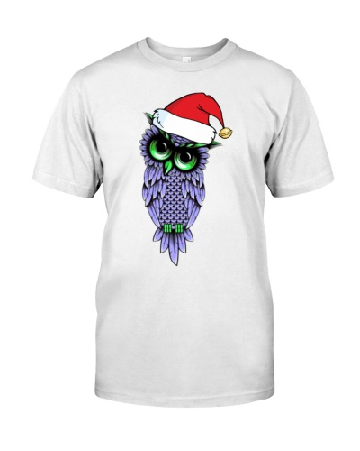 Christmas Gift For Owl Lovers Cute Owl
