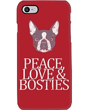 Peace Love and Bosties  Phone Case thumbnail