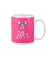 Peace Love and Bosties  Mug thumbnail