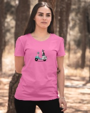 Boston Terrier Scooter Scooter Ladies T-Shirt apparel-ladies-t-shirt-lifestyle-05