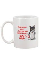 Those aren't Farts - They are Just Smelly Kisses Mug back