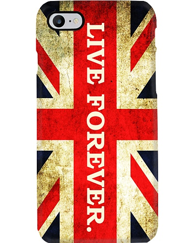 Live Forever phone case
