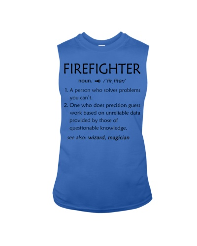 FIREFIGHTER DEFINITION FIREFIGHTER MEANING