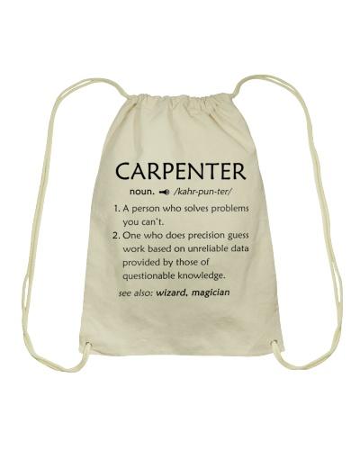 CARPENTER DEFINITION CARPENTER MEANING