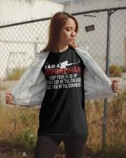 I am a defenseman Classic T-Shirt apparel-classic-tshirt-lifestyle-07