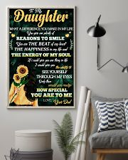 To Daughter - Reasons To Smile - 11x17 Poster lifestyle-poster-1