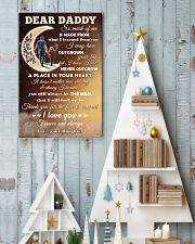 To Dad - Love And Support 11x17 Poster lifestyle-holiday-poster-2