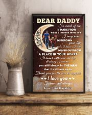 To Dad - Love And Support 11x17 Poster lifestyle-poster-3