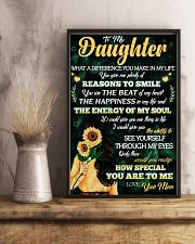 To Daughter - The Happiness - 11x17 Poster lifestyle-poster-3