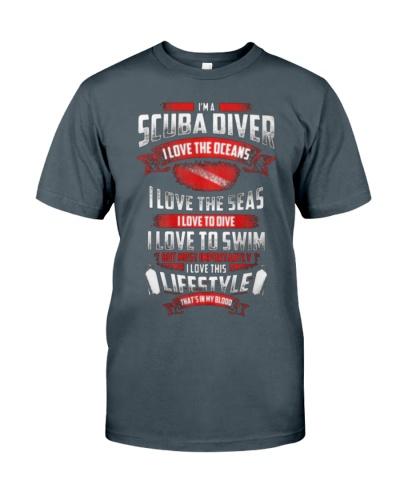 Scuba diving Lifestyle