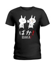 BAKA shirt Ladies T-Shirt tile
