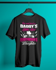 I Am An Electrician's Daughter Classic T-Shirt lifestyle-mens-crewneck-front-3