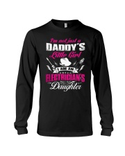 I Am An Electrician's Daughter Long Sleeve Tee thumbnail