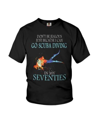 Jealous Go Scuba Diving In My Seventies