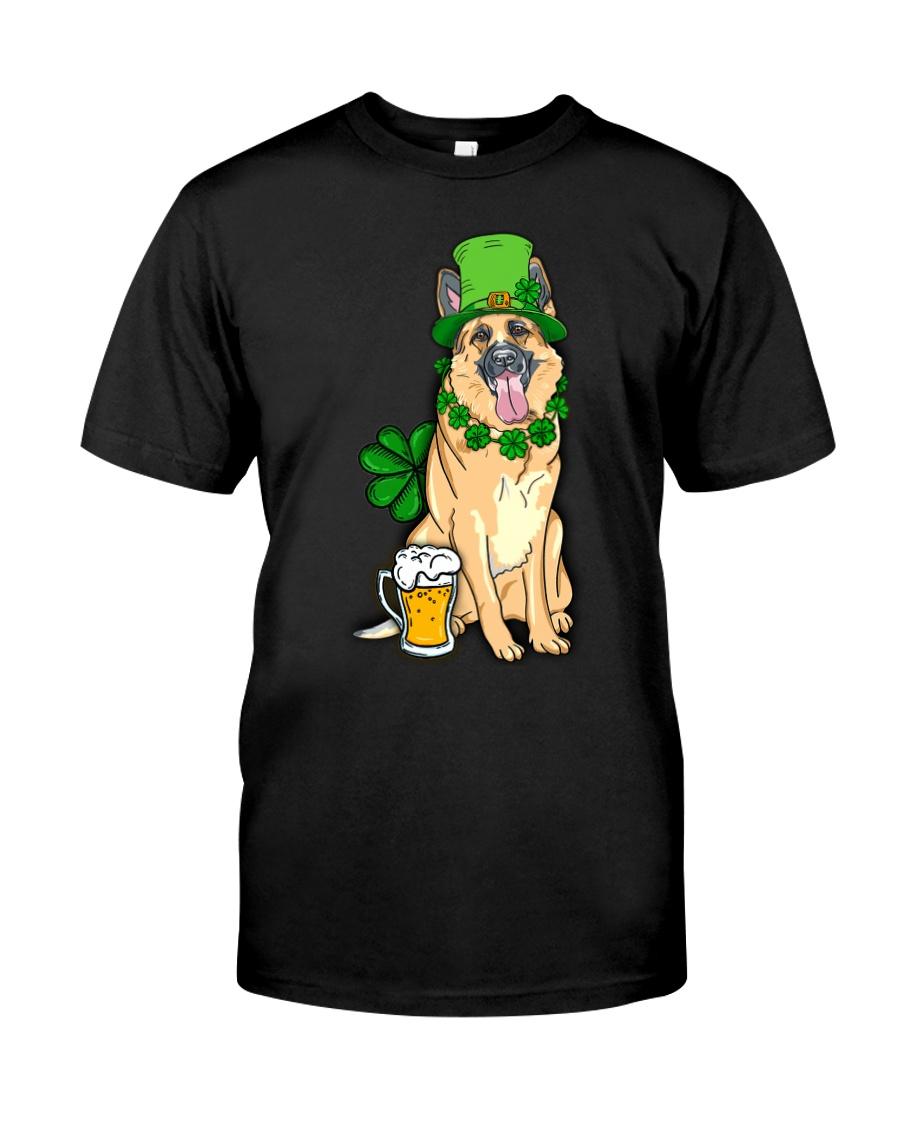 German Shepherd Shirt Classic T-Shirt