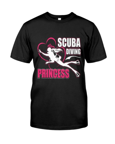 Scuba Diving Princess