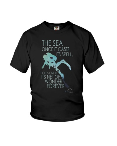 THE SEA ONCE IT CASTS ITS SPELL