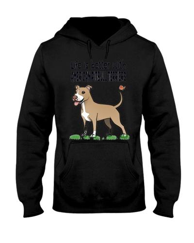 AMERICAN PIT BULL TERRIERS DOG CAT CHRIS