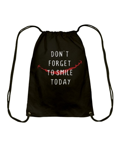 Don't forget to smail to day