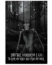 Into the darkness  11x17 Poster front