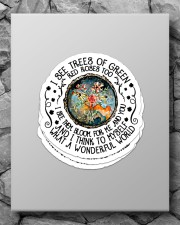 I see trees of green Sticker - 4 pack (Vertical) aos-sticker-4-pack-vertical-lifestyle-front-09