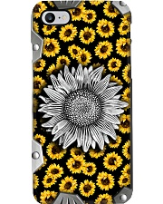 Sunflower - Printed phone case Phone Case i-phone-8-case
