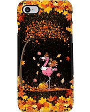 Fall with fall Thanksgiving phone case Phone Case i-phone-8-case