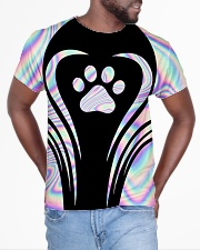 Hologram color All-over T-Shirt aos-all-over-T-shirt-lifestyle-front-04