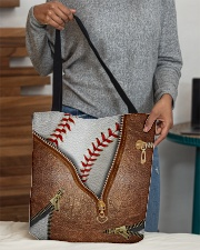 Baseball tote All-over Tote aos-all-over-tote-lifestyle-front-10