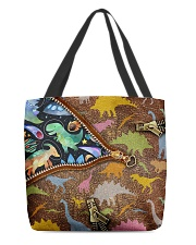Dinosaur galaxy tote  All-over Tote front